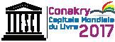 logo conakry capitale mondiale livre