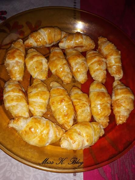 Mini croissants K